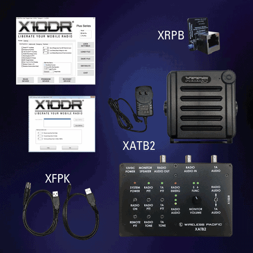 X10DR Digital Vehicular Repeater System (DVRS) Overview