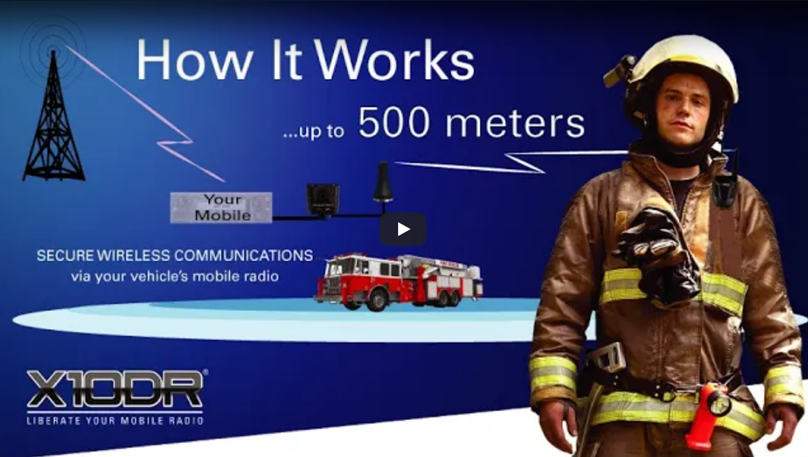 X10DR - Why we created it | X10DR Digital vehicular repeater system(DVRS)