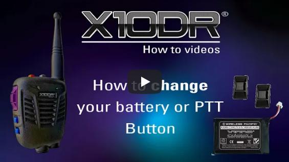 X10DR Digital Vehicular Repeater System (DVRS) video