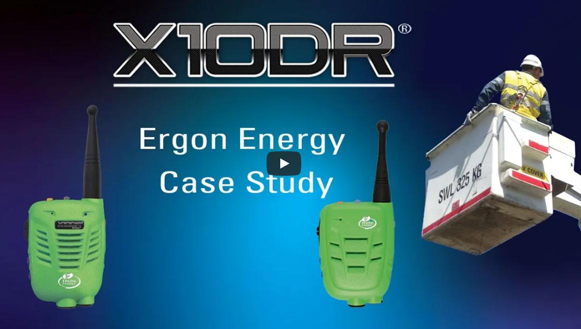 Ergon Energy Case Study | X10DR Digital vehicular repeater (DVRS)